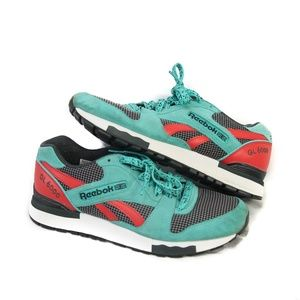 Reebok GL6000 Suede Running Shoes